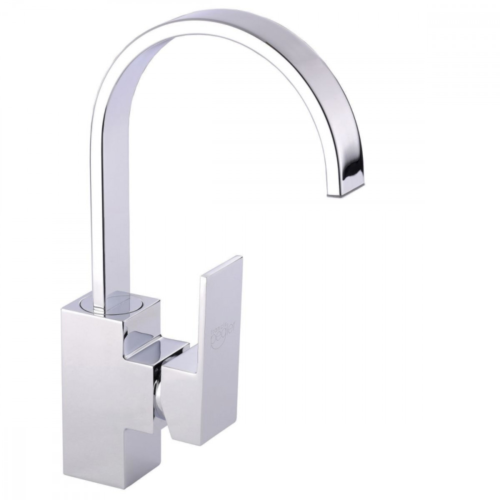 Francis Pegler Maverick Tall basin mixer with click waste | 4G3002