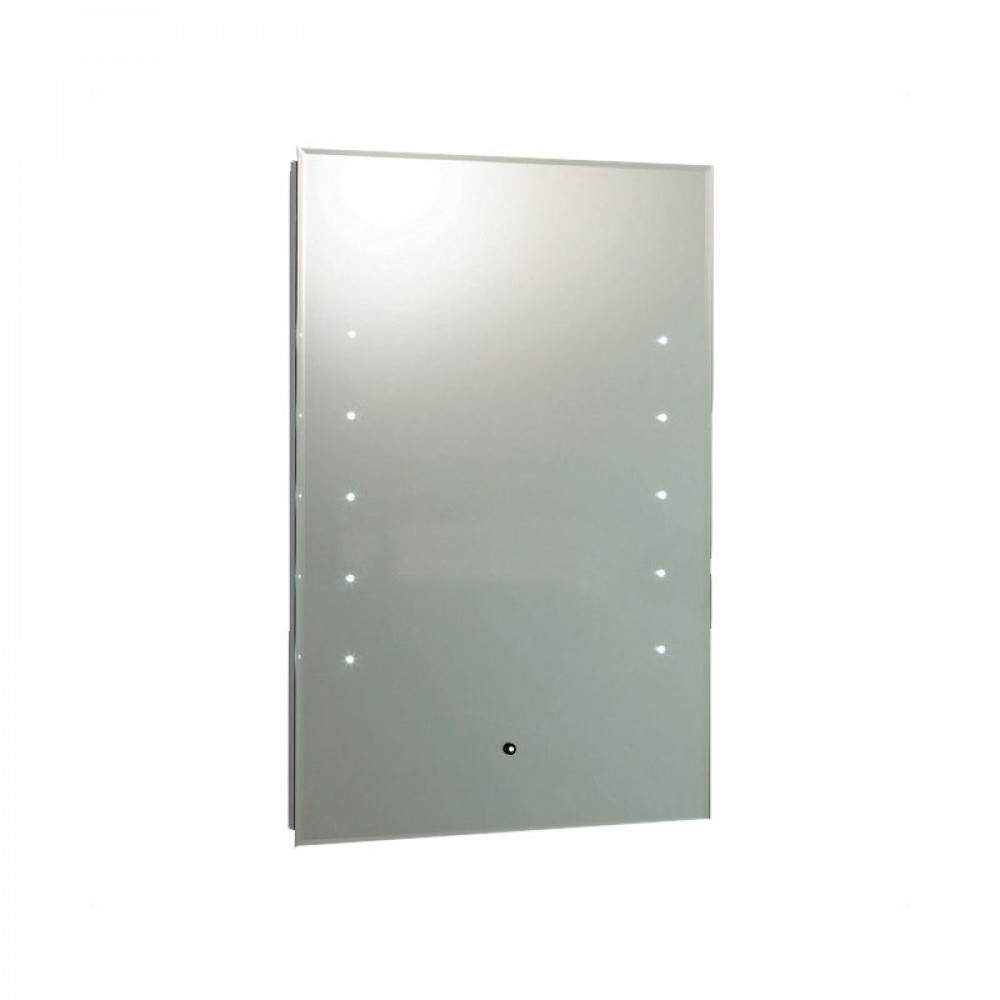 Hudson Reed Alcina LED Touch Sensor with Strip Lighting 700 x 500mm