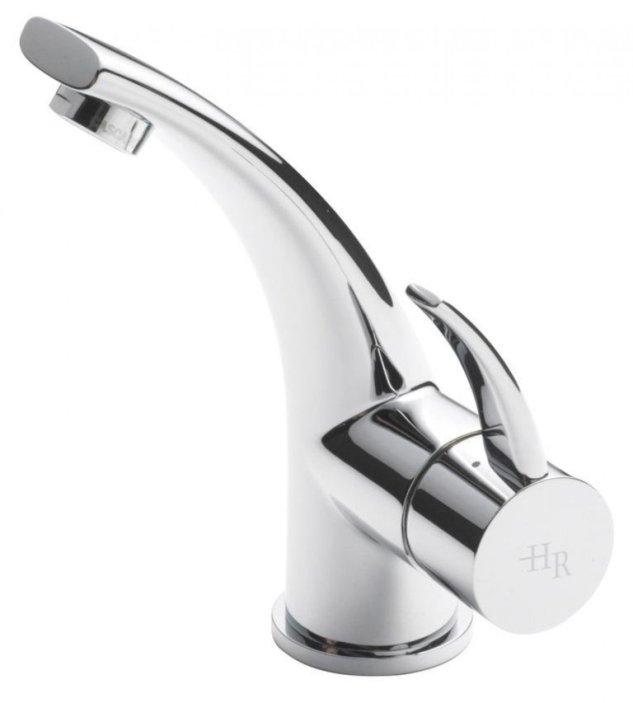 Hudson Reed Grace Curved Mono Basin Mixer