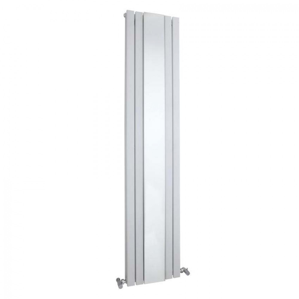 Hudson Reed Sloane Double Radiator With Mirror 1800mm x 381mm