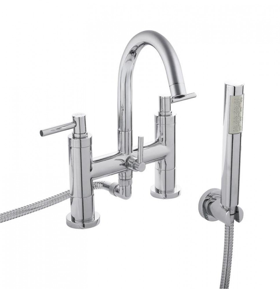 Hudson Reed Tec Lever Bath Shower Mixer
