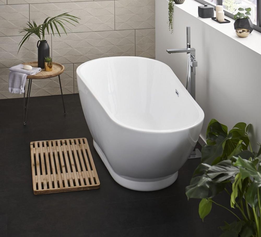Kartell Esposito 2 Freestanding Bath 1700x810mm