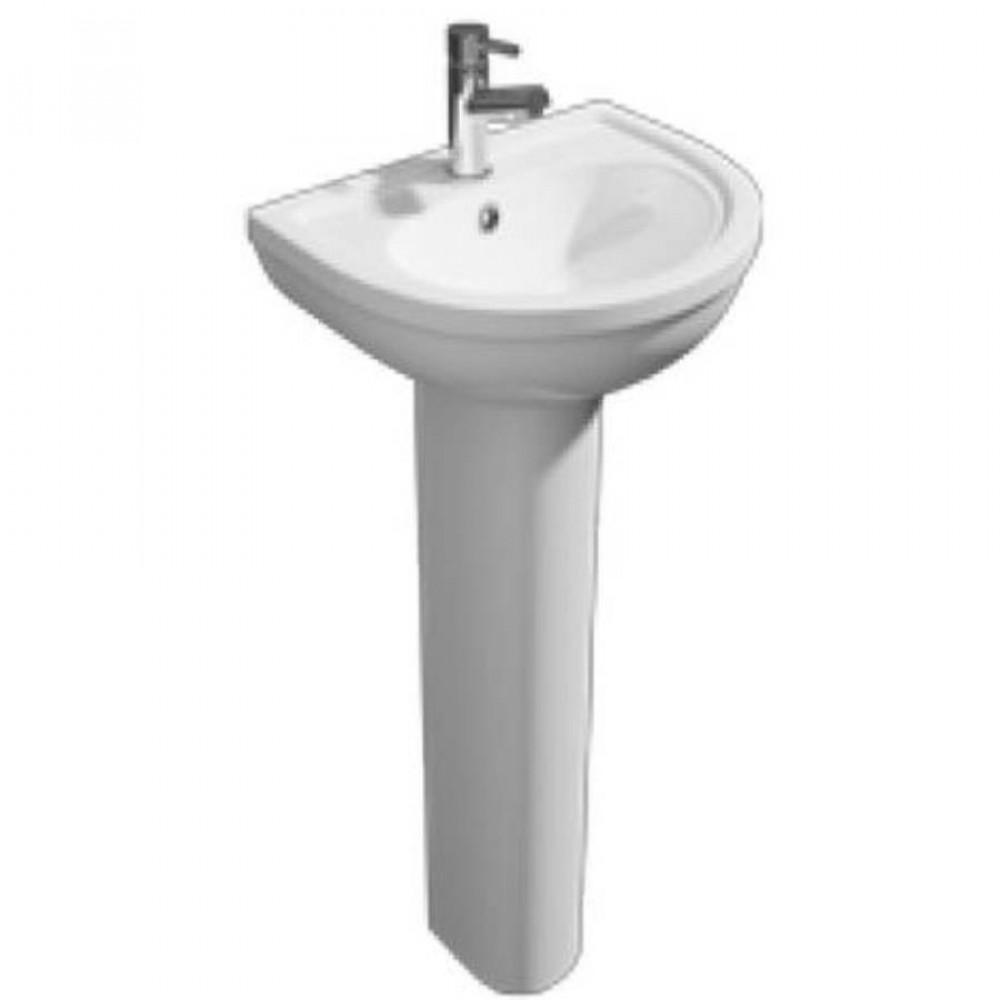 Kartell Bijou 1TH 500mm Basin & Pedestal