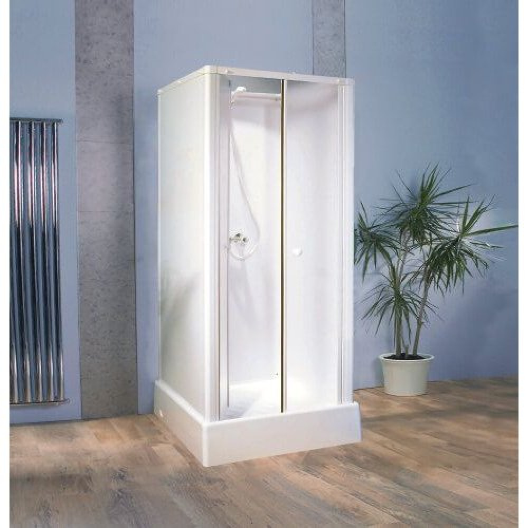 Kinedo Constort 815x815mm Shower Pod - 1