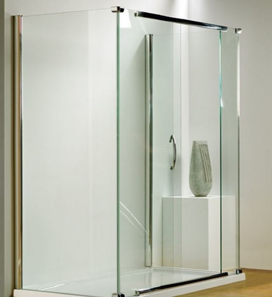 Kudos Infinite 1200mm Sliding Door Enclosure with Side Access 4SDS120