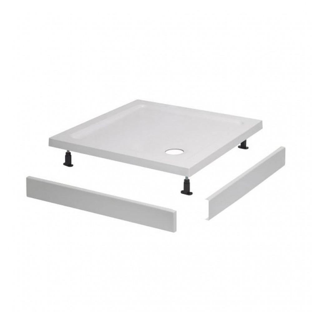 Lakes Easy Plumb Shower Tray Kit 1