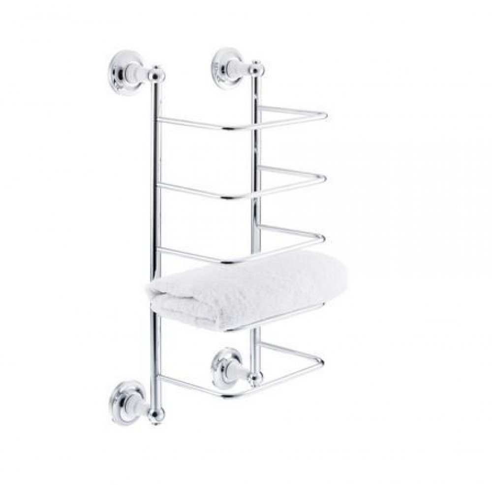 Marflow St James wall mounted towel rack