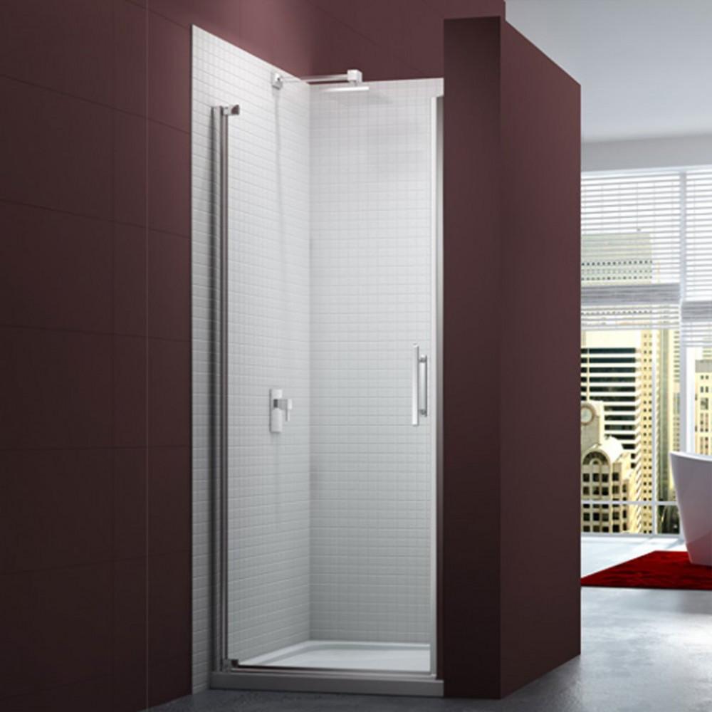 Merlyn 6 Series 800mm Frameless Pivot Shower Door M6f1211