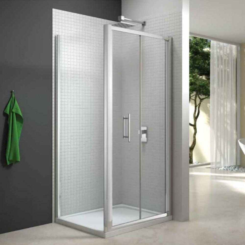 Merlyn 6 Series 900mm Bifold Shower Door
