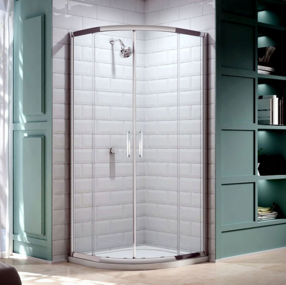 Merlyn 8 Series 900mm 2 Door Quadrant Shower Enclosure