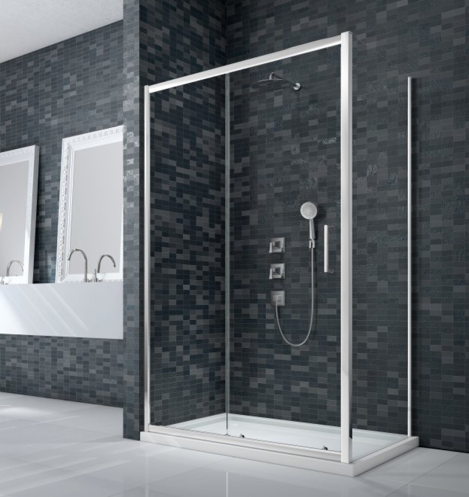 Merlyn Essence Framed 1200mm Sliding Shower Door
