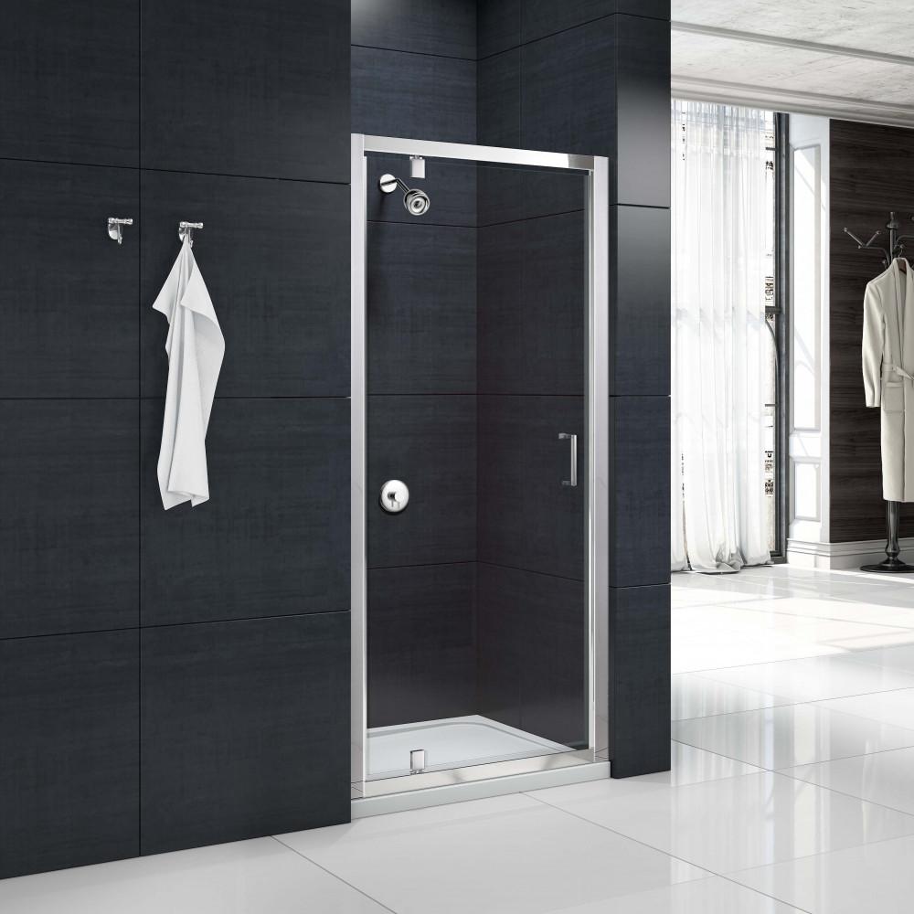 Merlyn mbox pivot shower door 1000mm mbp1000 for 1000mm pivot shower door