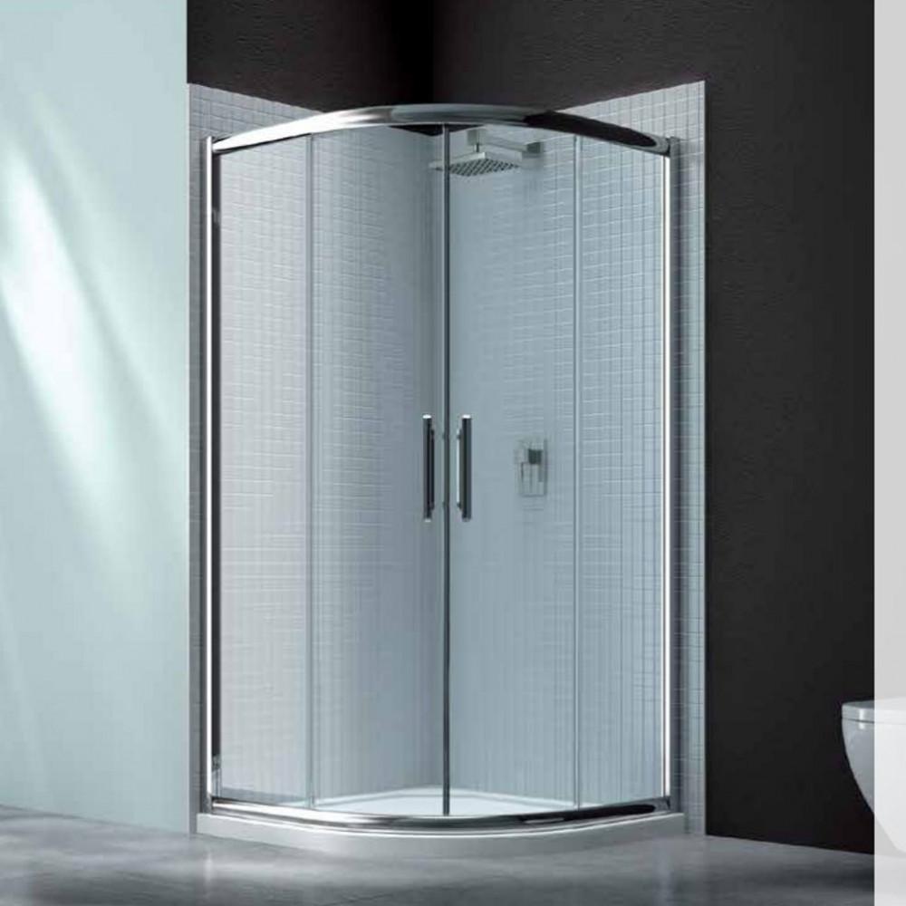 Merlyn Series 6 2 Door 900mm x 900mm Quadrant Shower Enclosure