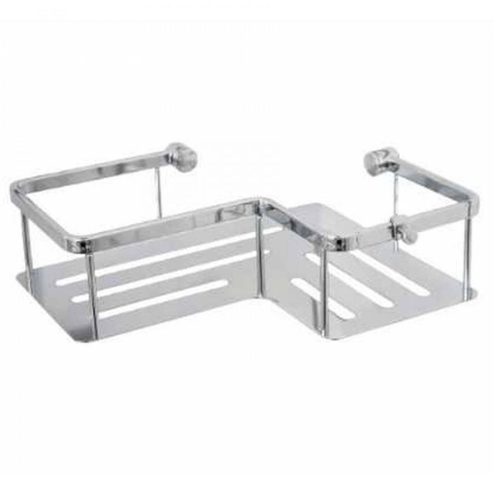 Miller Classic Angled Corner Shower Shelf