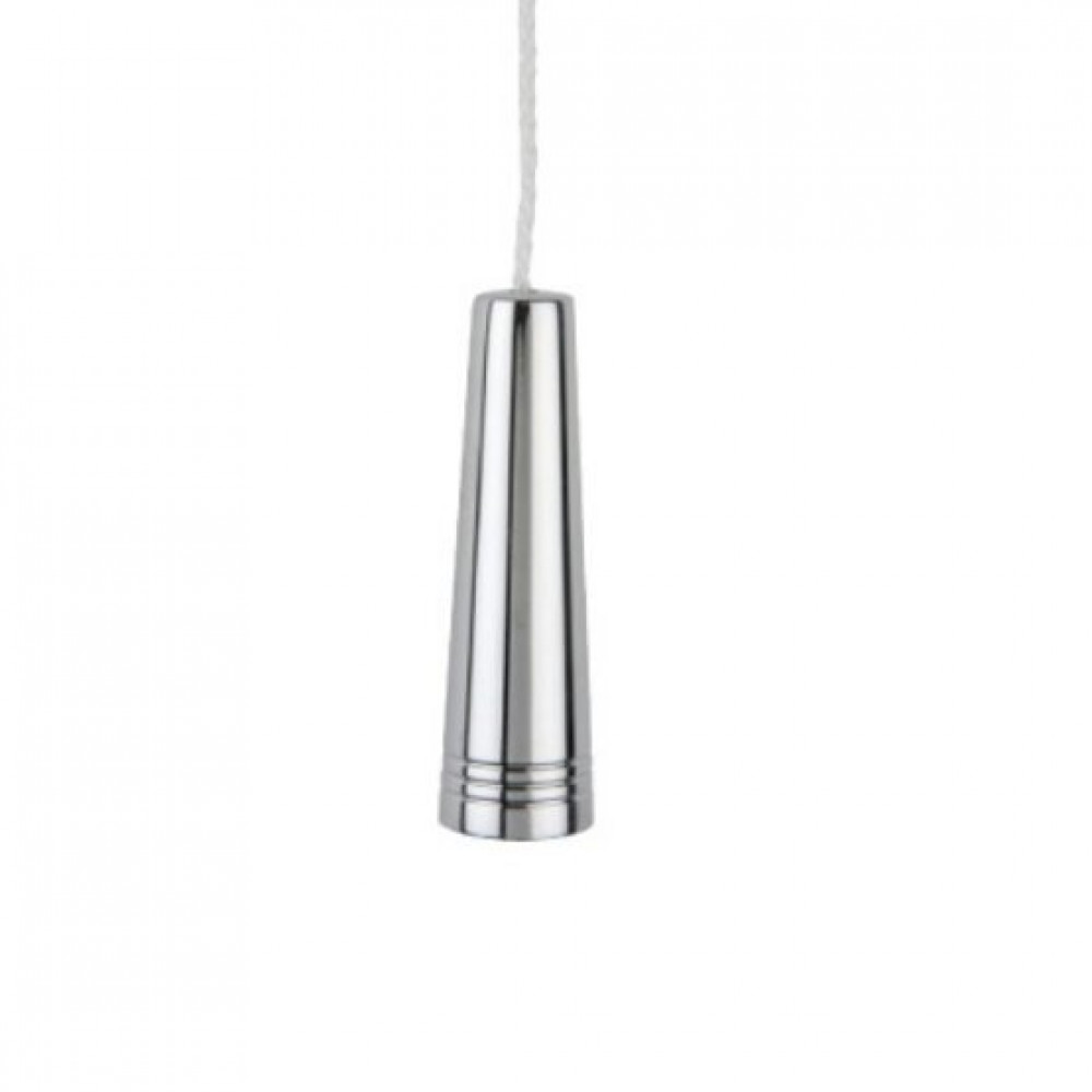 Miller Classic Chrome Conical Light Pull
