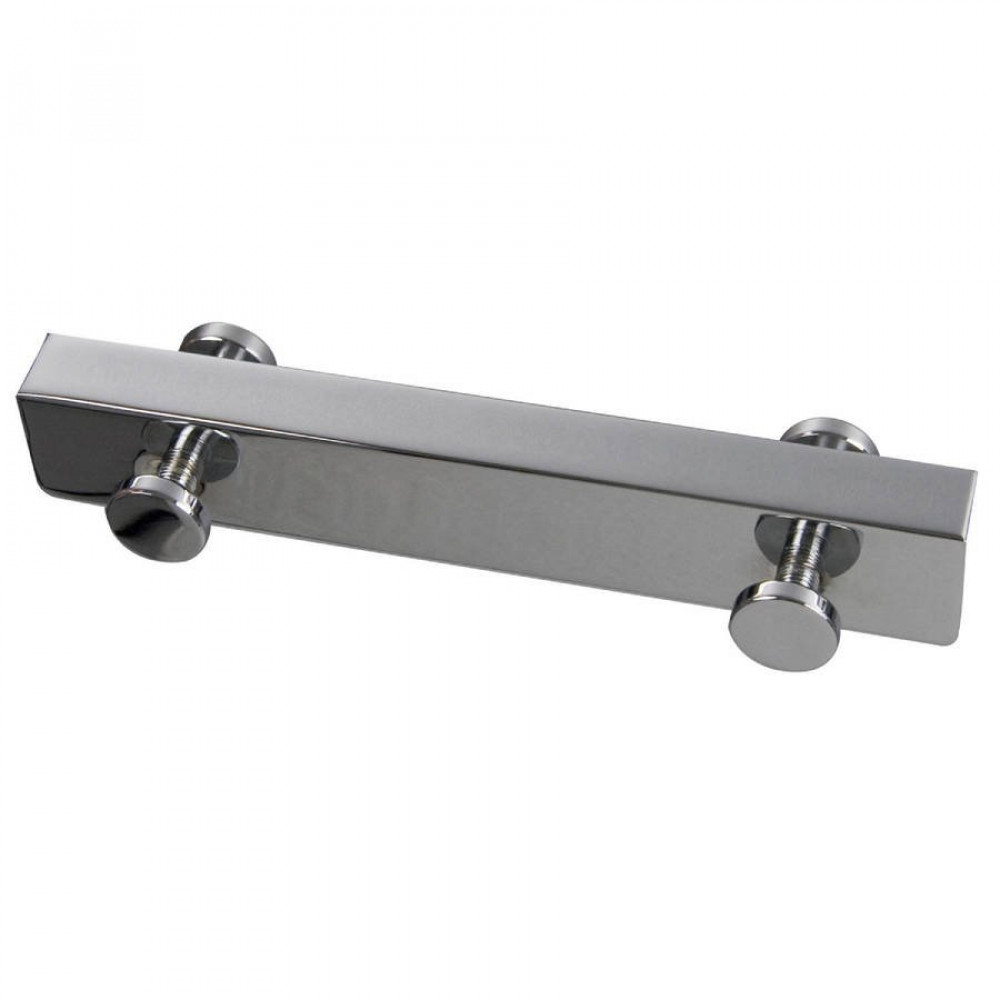 Miller Classic Chrome Shower Door and Screen Fitting 4 Hook