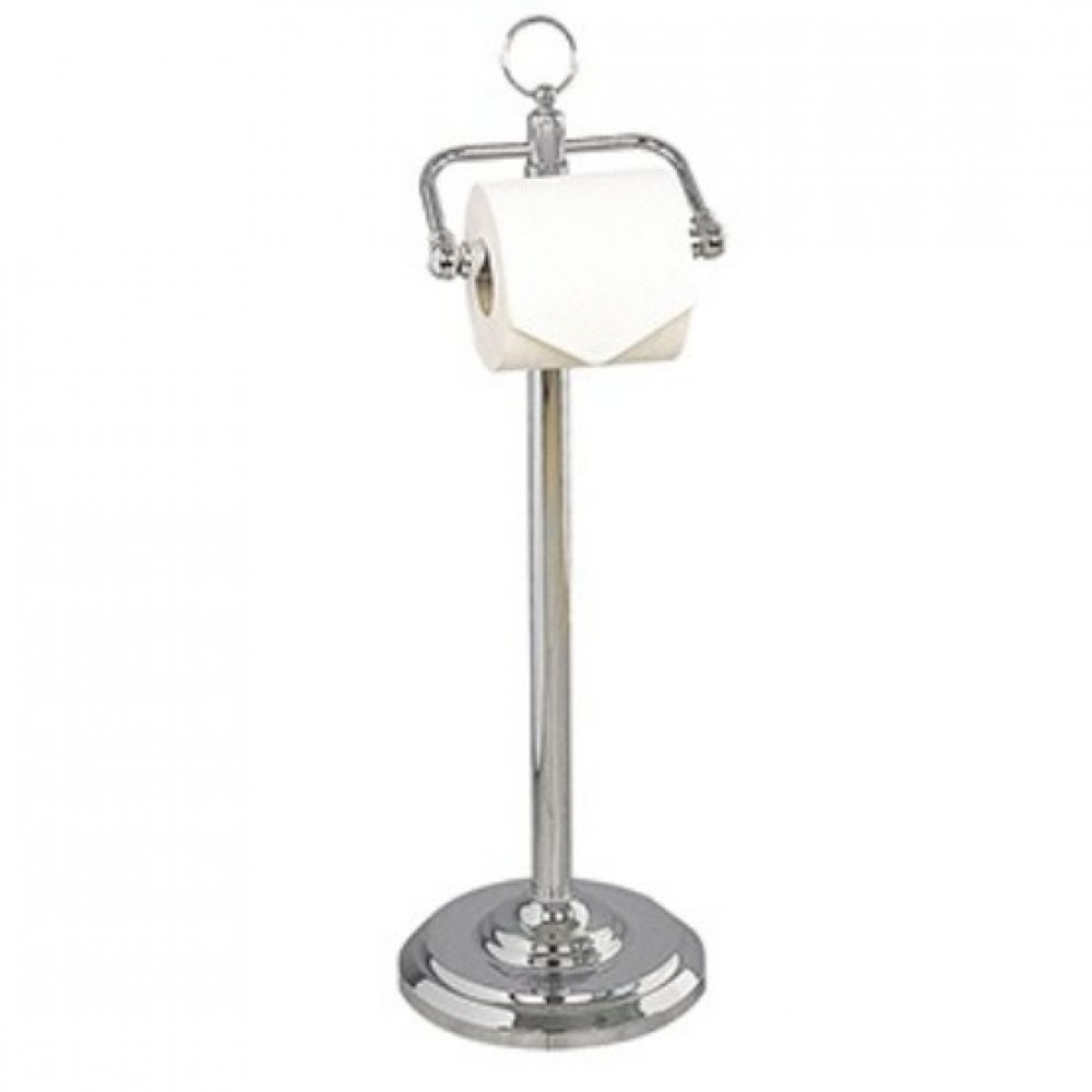 Miller Classic Freestanding Traditional Toilet Roll Holder