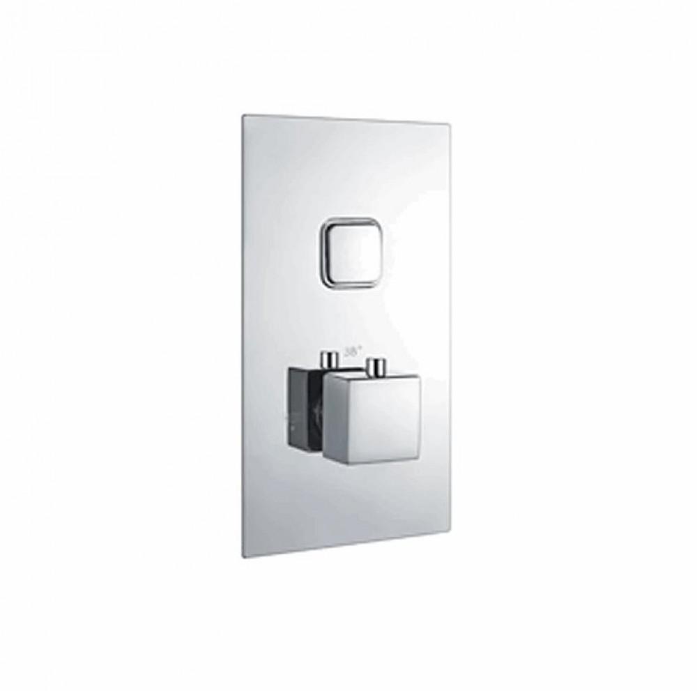 Niagara Observa Single Push Button Shower Valve