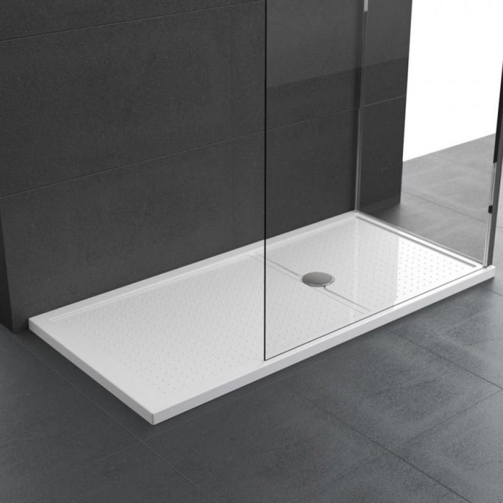 Novellini Olympic Plus Shower Tray 1600mm x 700mm , white finish (Bad Box)