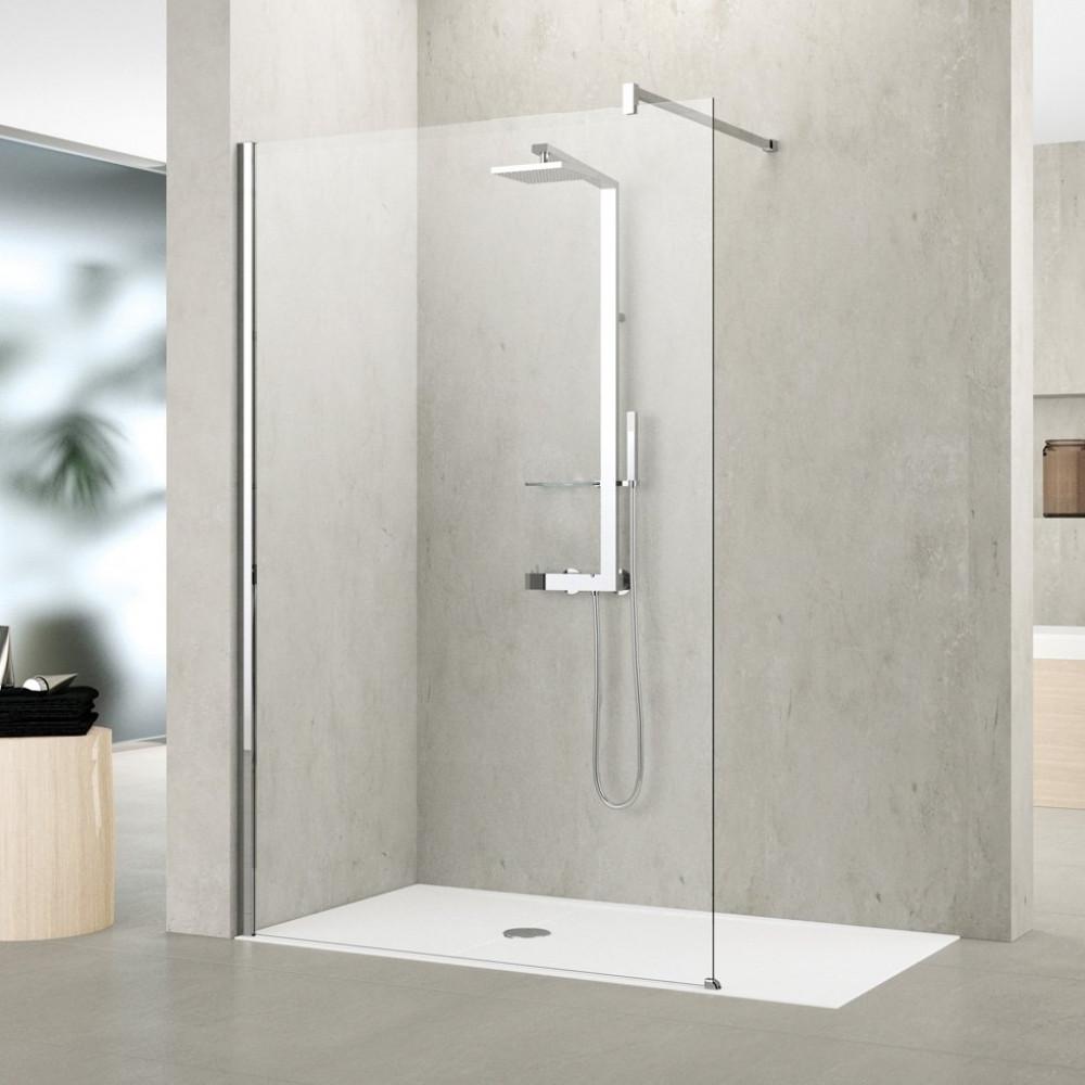 Novellini Shower Panel, Kuadra H 1300mm