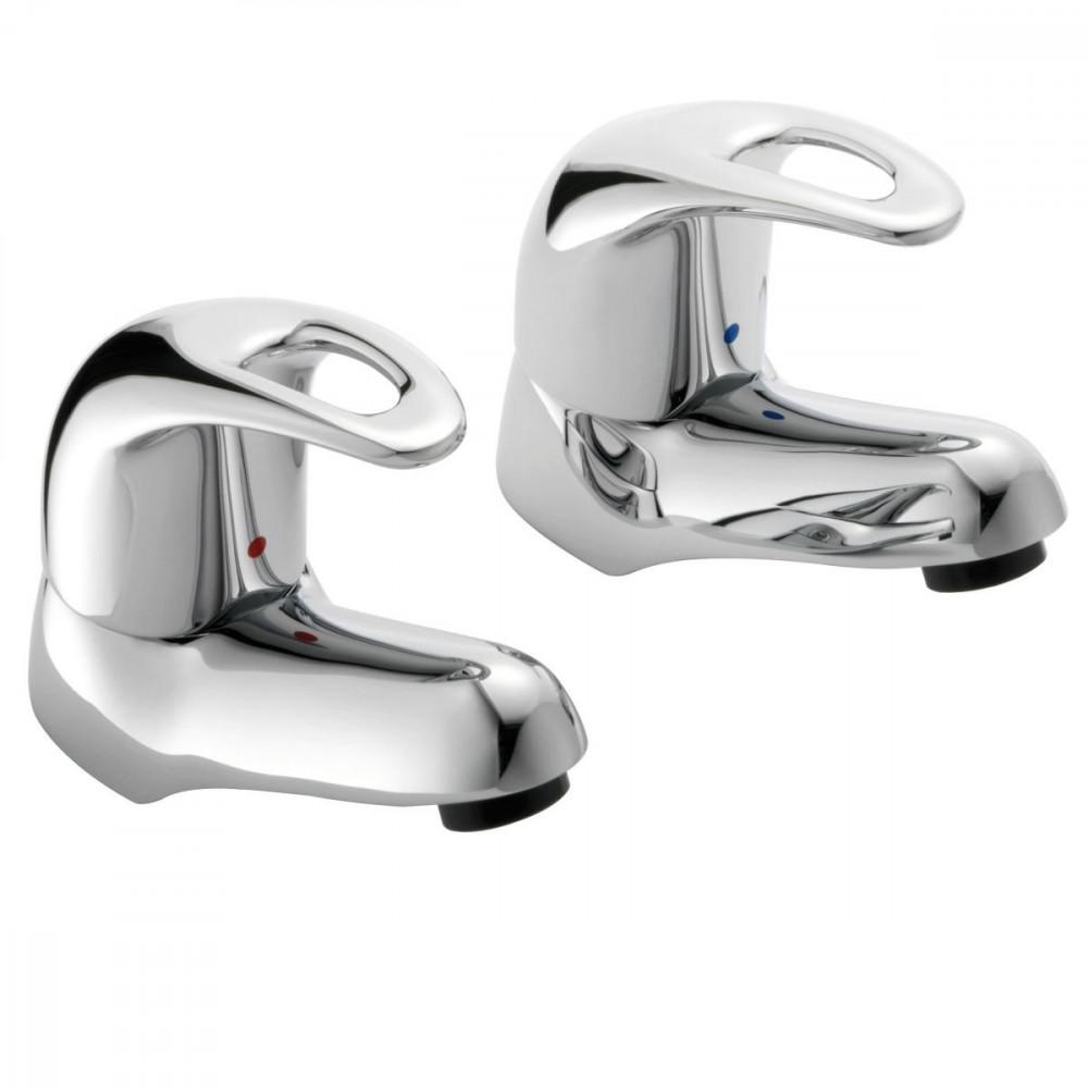 Pegler Izzi Bath Taps (pair) | 4G4092