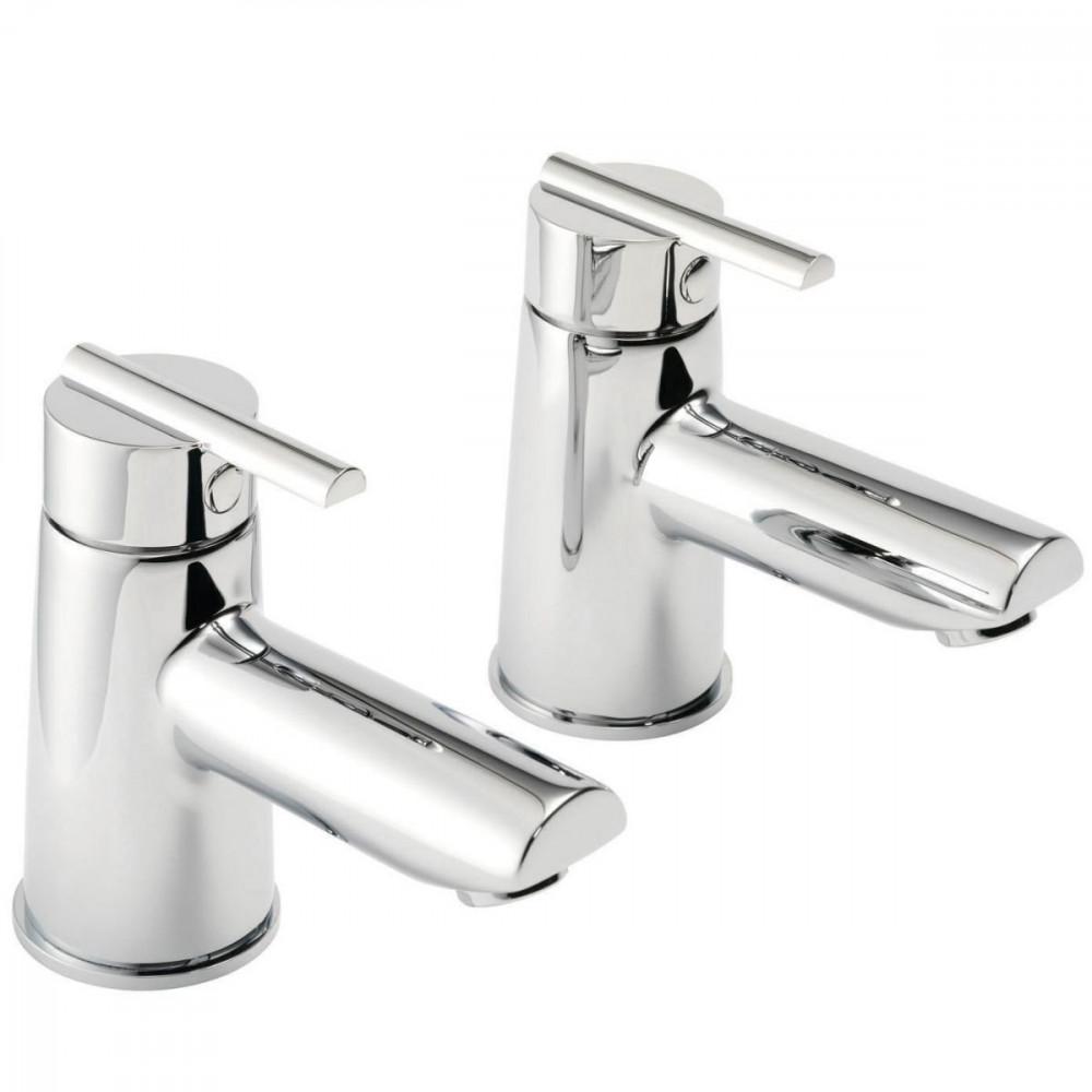 Pegler Pulsar Bath Taps (Pair)   4G4141