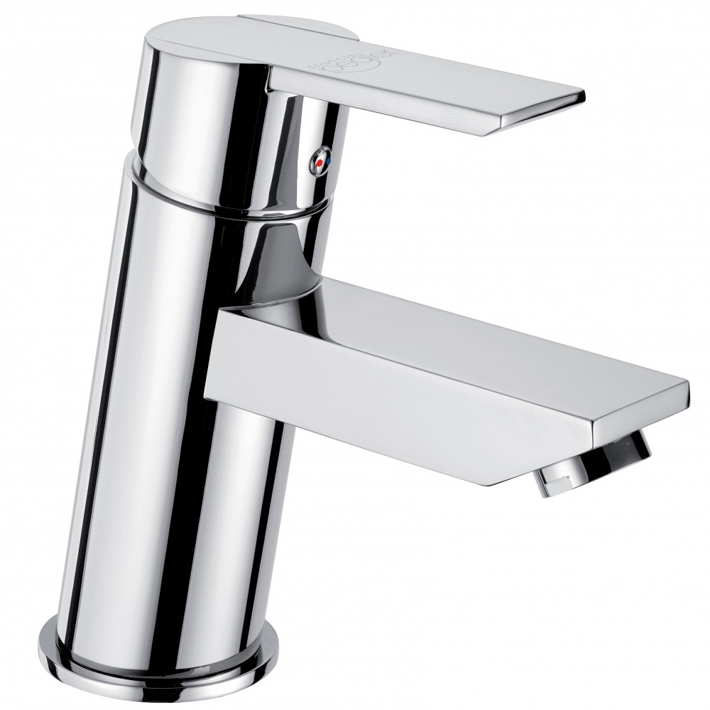 Storm Basin Mixer (with click-waste) 4G3031