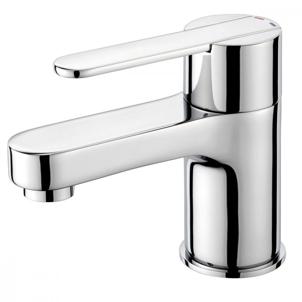 Pegler Strata Mini Basin Mixer with click waste 4K6002