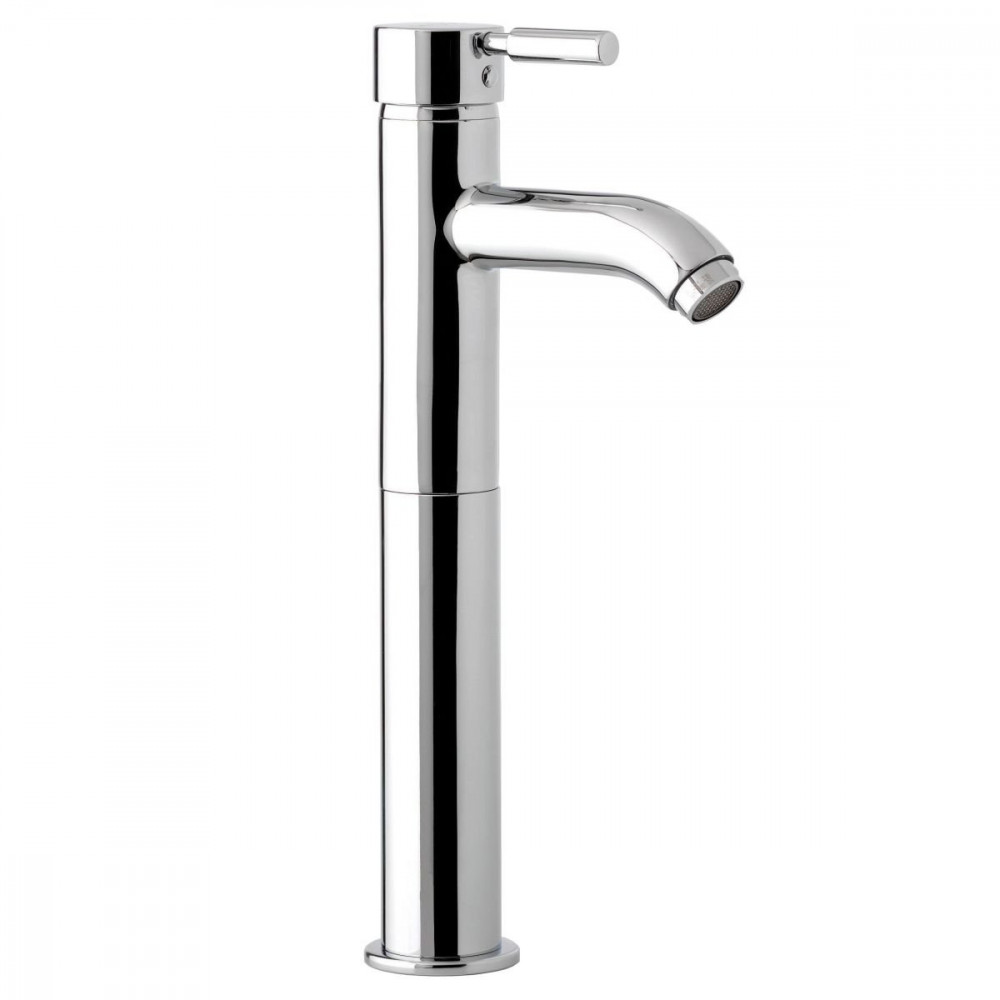 Pegler Visio Tall Basin Mixer with Click waste 4K4014