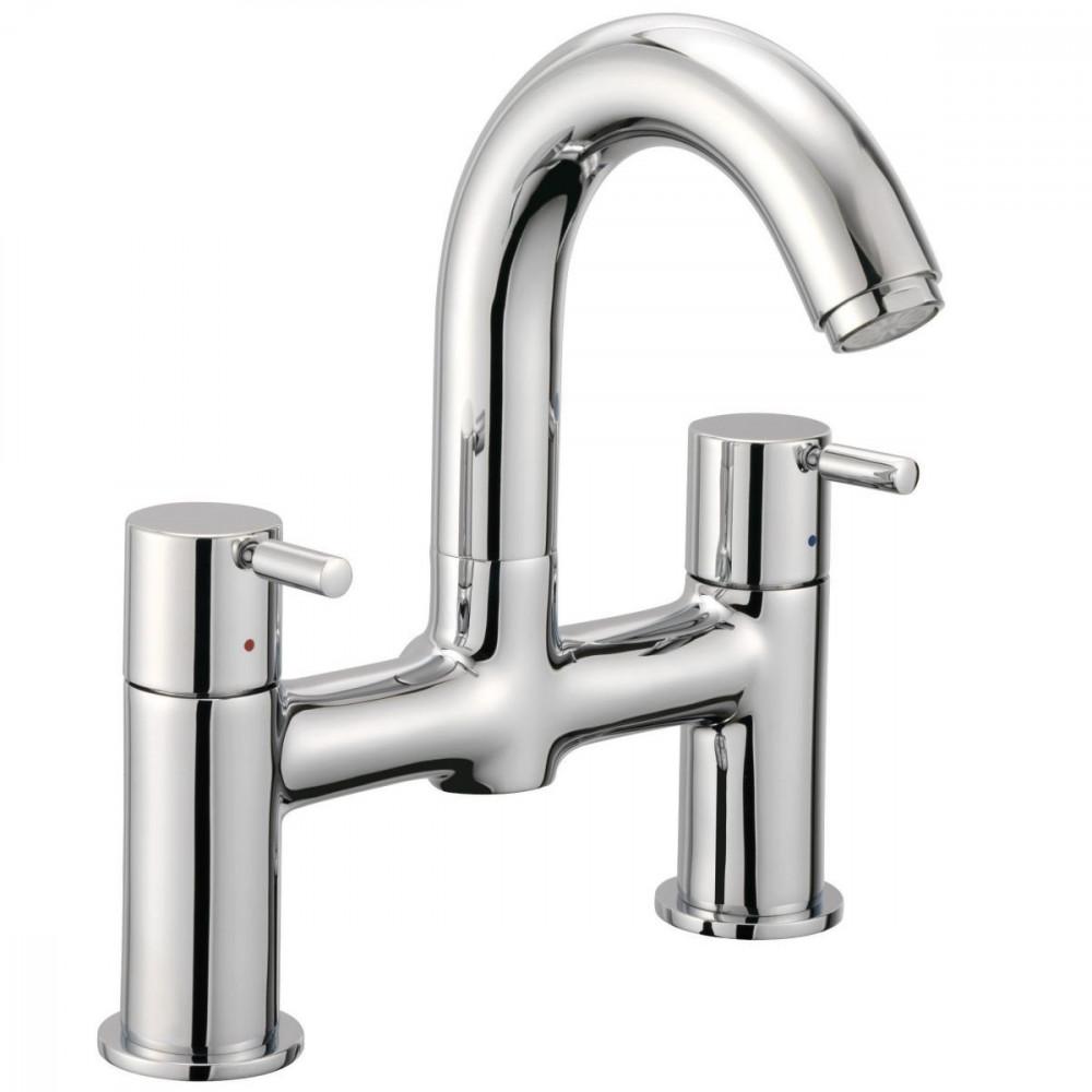 Pegler Visio Two-Hole Bath Filler | 4K4018
