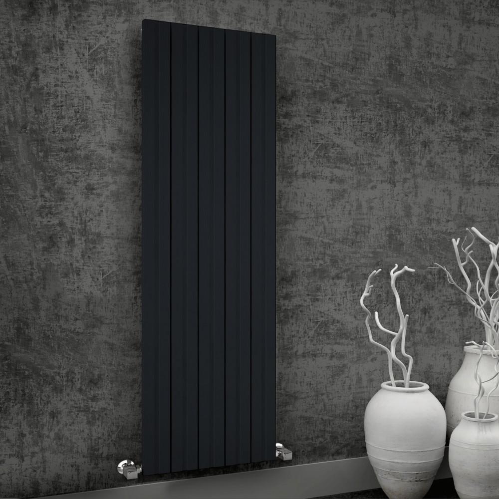 Reina Bova Aluminium Vertical Single Radiator 1800 x 375mm