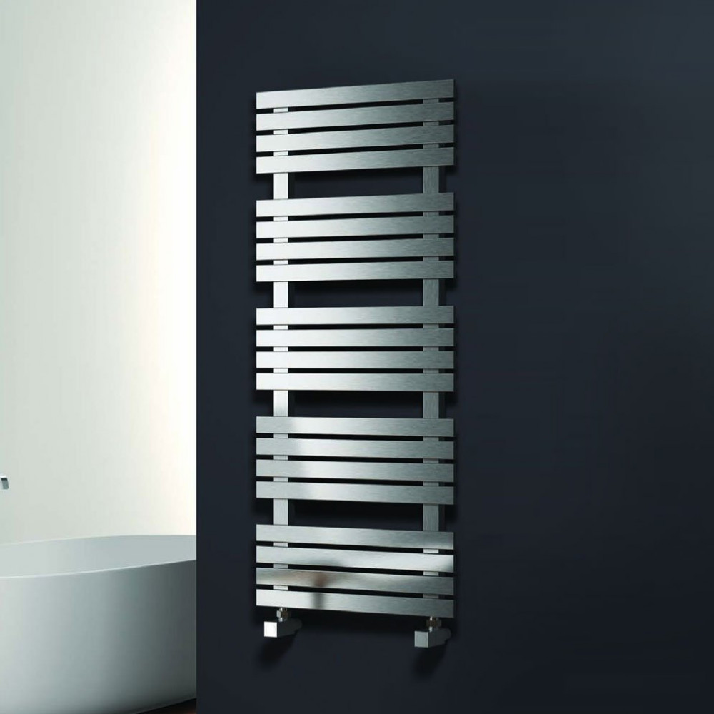 Reina Sienna Stainless Steel Towel Radiator 1190 x 500mm