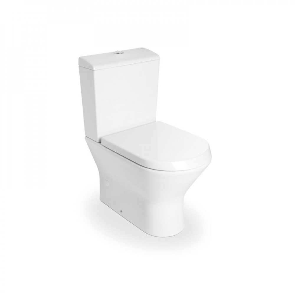 S2Y-Roca Nexo Compact Close Coupled WC Pan & Cistern-1