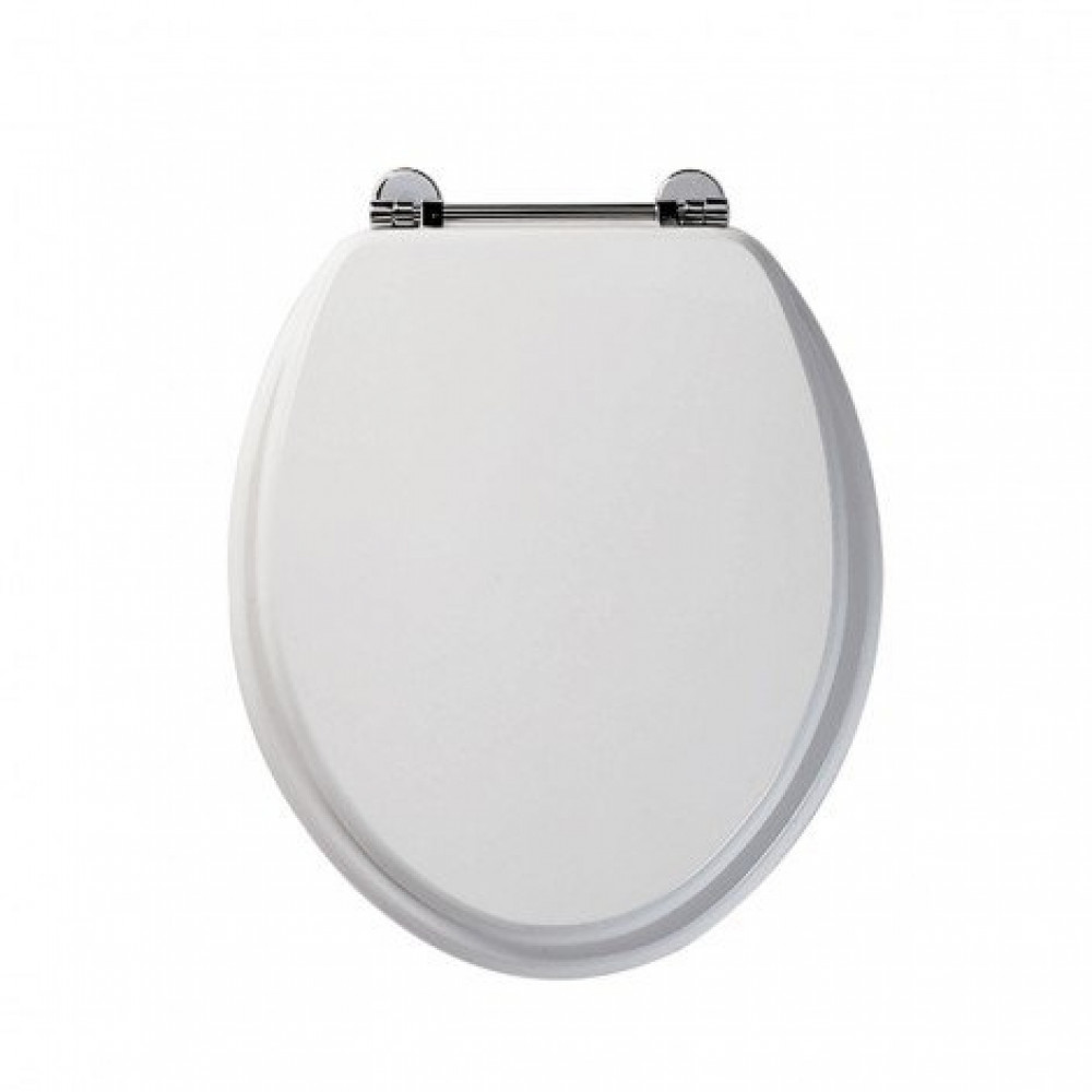 Roper Rhodes Axis White MDF toilet seat