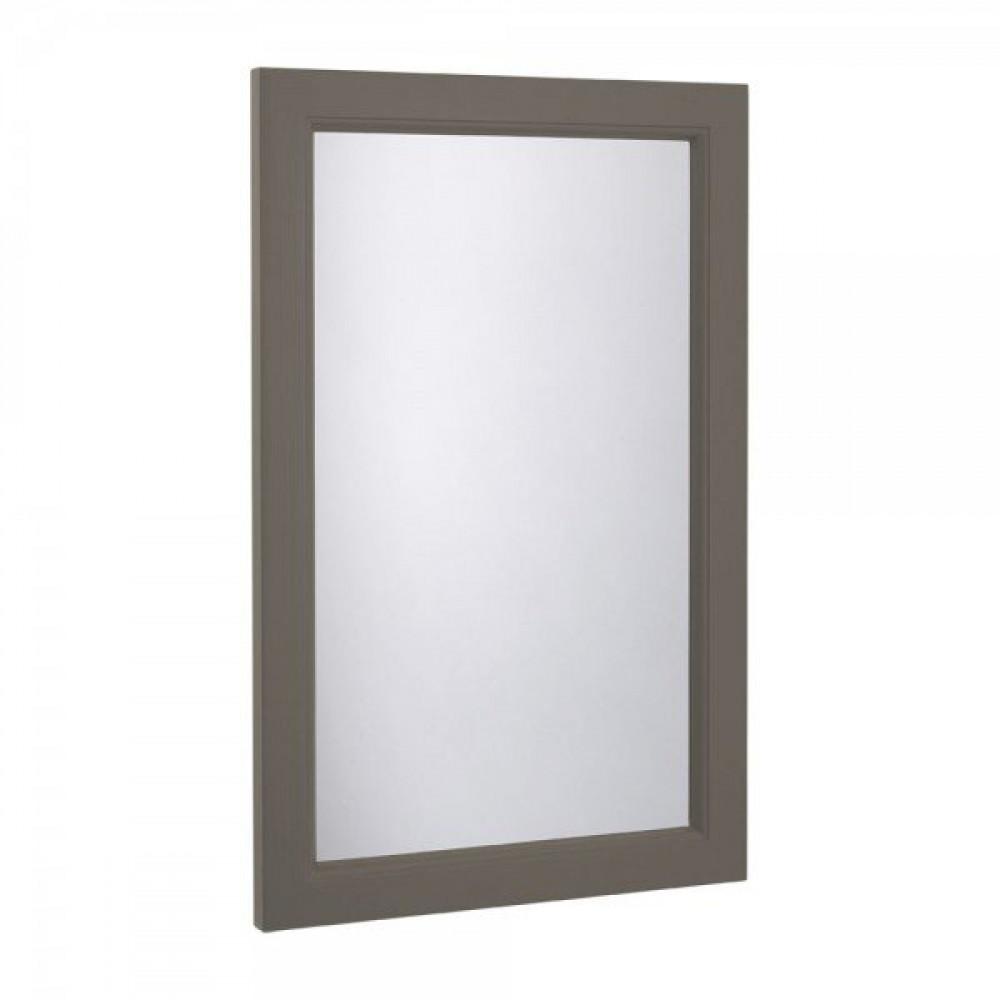 Roper Rhodes Hampton Cloakroom Mirror in Pewter