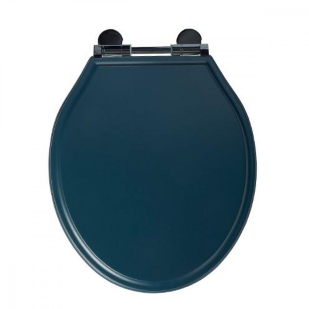 Roper Rhodes Hampton Derwent Blue Soft Close Toilet Seat