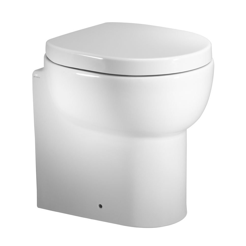 Roper Rhodes Zest Short Projection Back To Wall WC Pan 450mm
