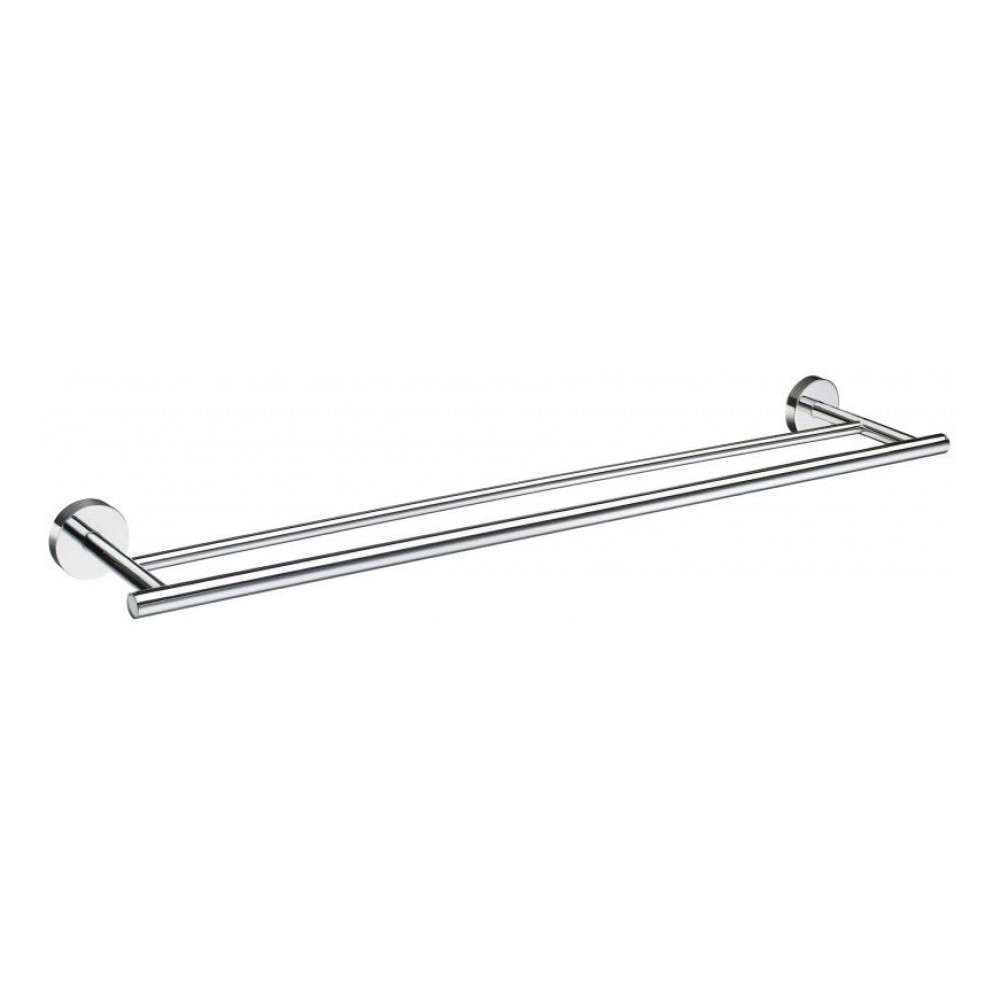 Smedbo Home Double Towel Rail