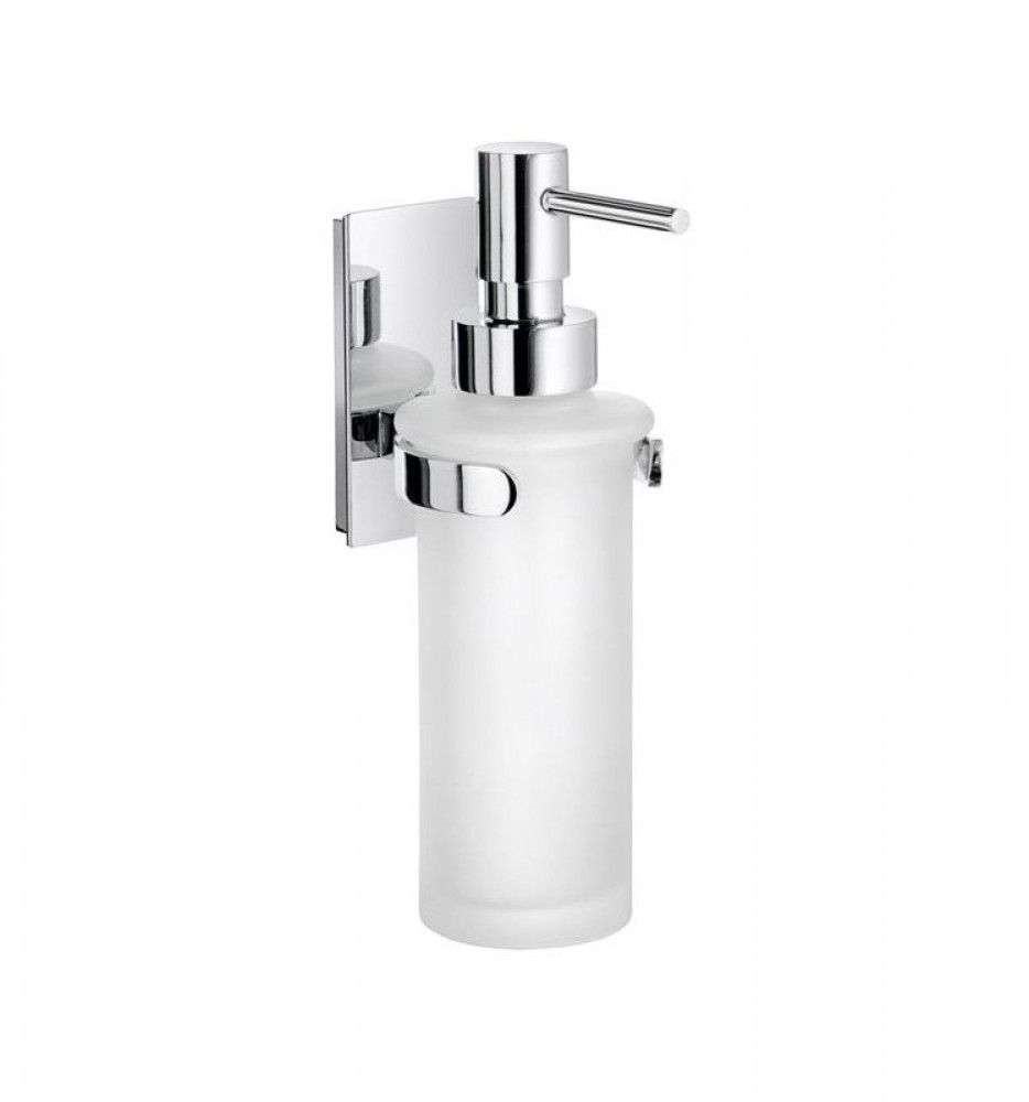 Smedbo Pool Glass Soap Dispenser Wall Mounted ZK369