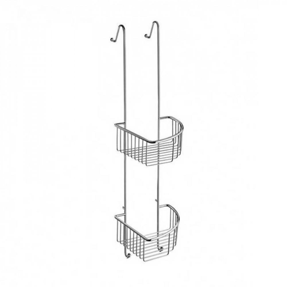 Smedbo Sideline Double Corner Shower Basket DK1042