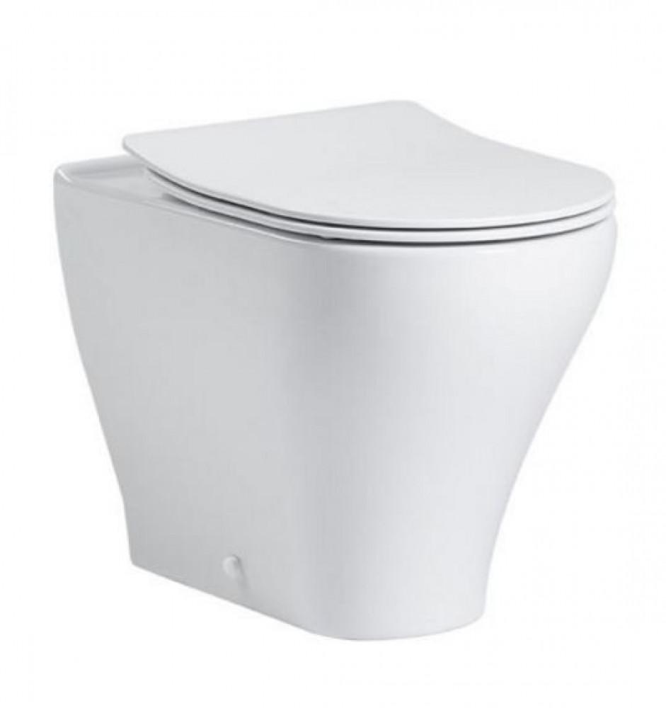 Tavistock Agenda Slim Soft Close Quick Release Toilet Seat