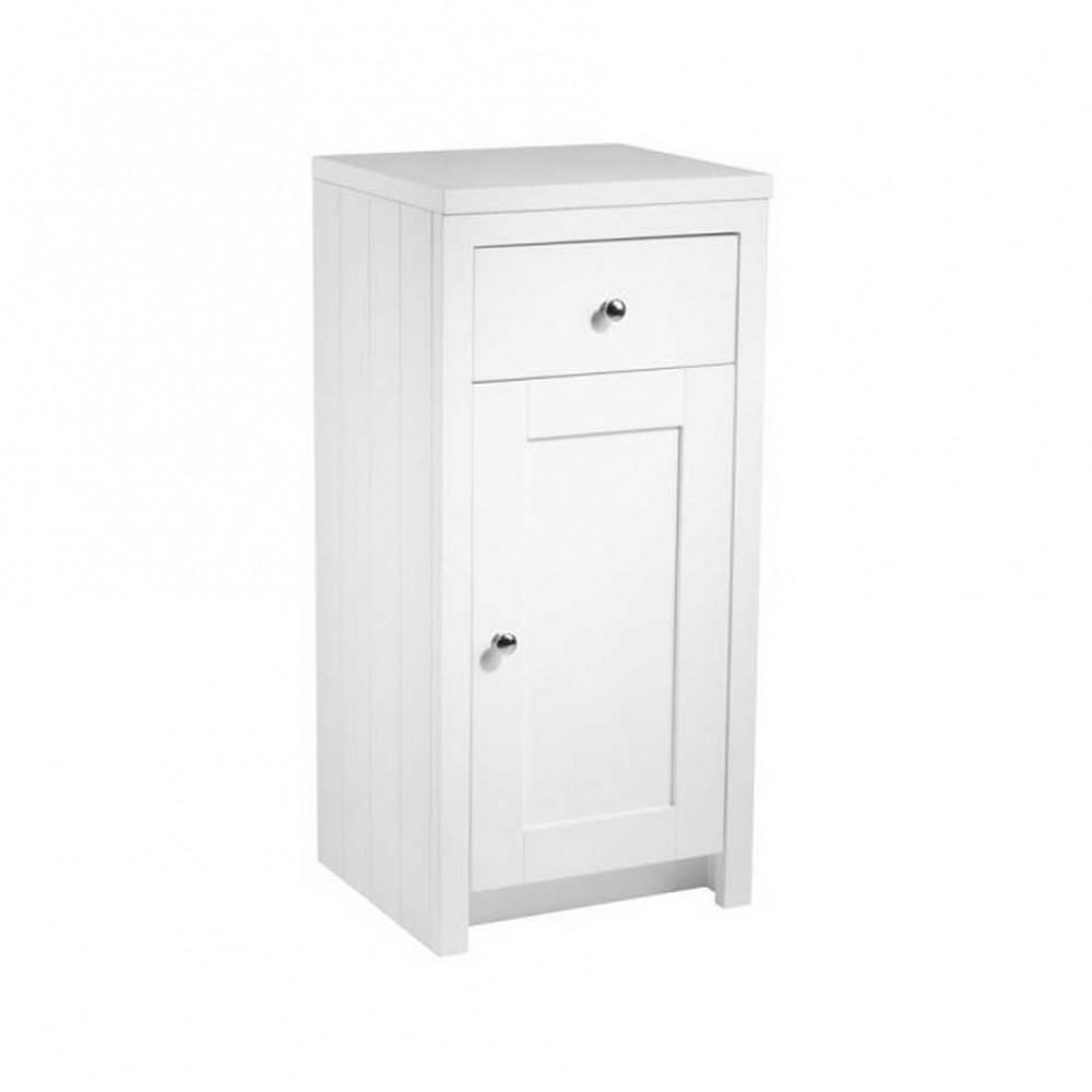 Tavistock Lansdown 400 Freestanding Storage Unit in Linen White