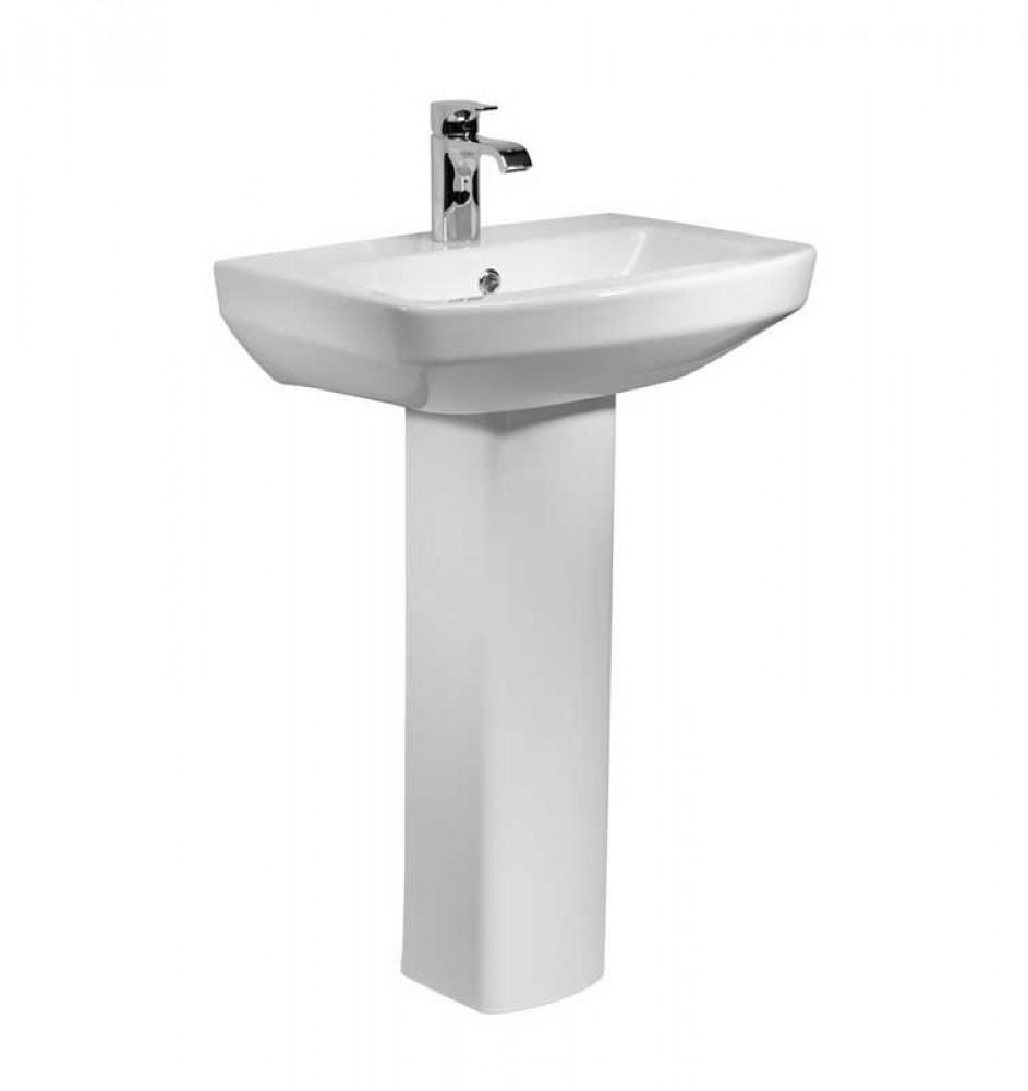 Tavistock Vibe 550mm Basin with Pedestal