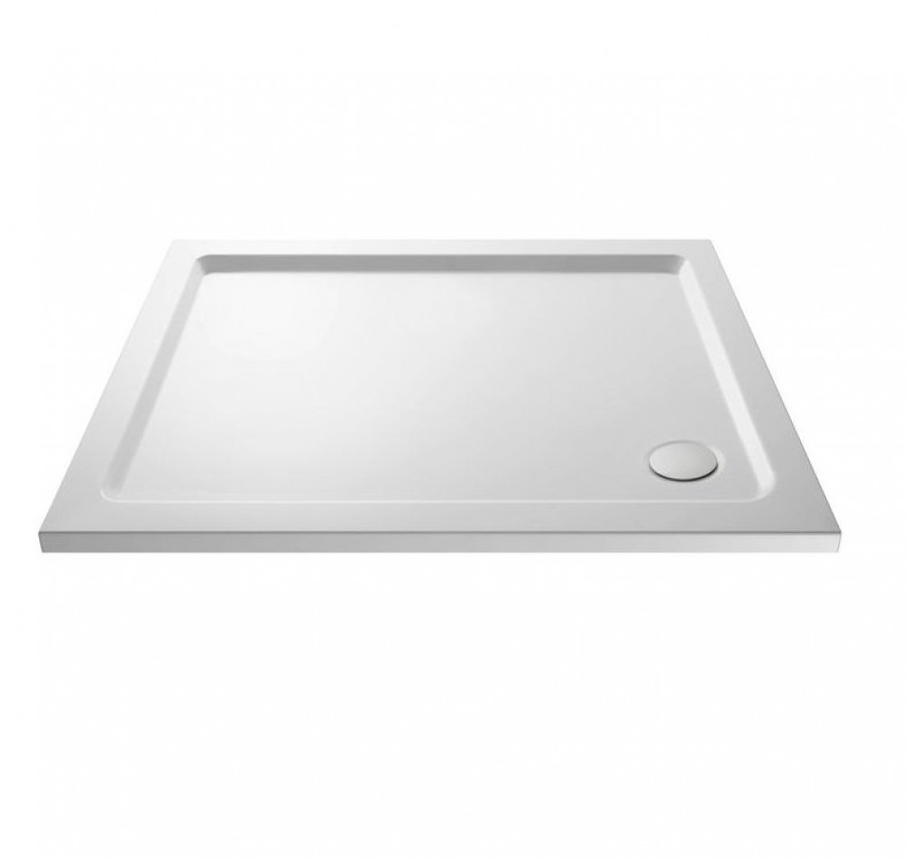 Premier Pearlstone 1000 x 900mm Rectangular Shower Tray