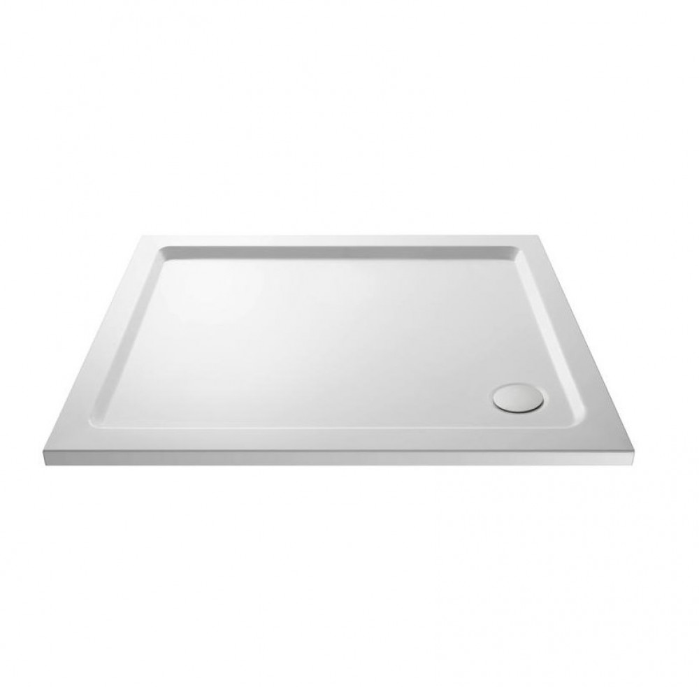 Premier Pearlstone 1100 x 700mm Rectangular Shower Tray