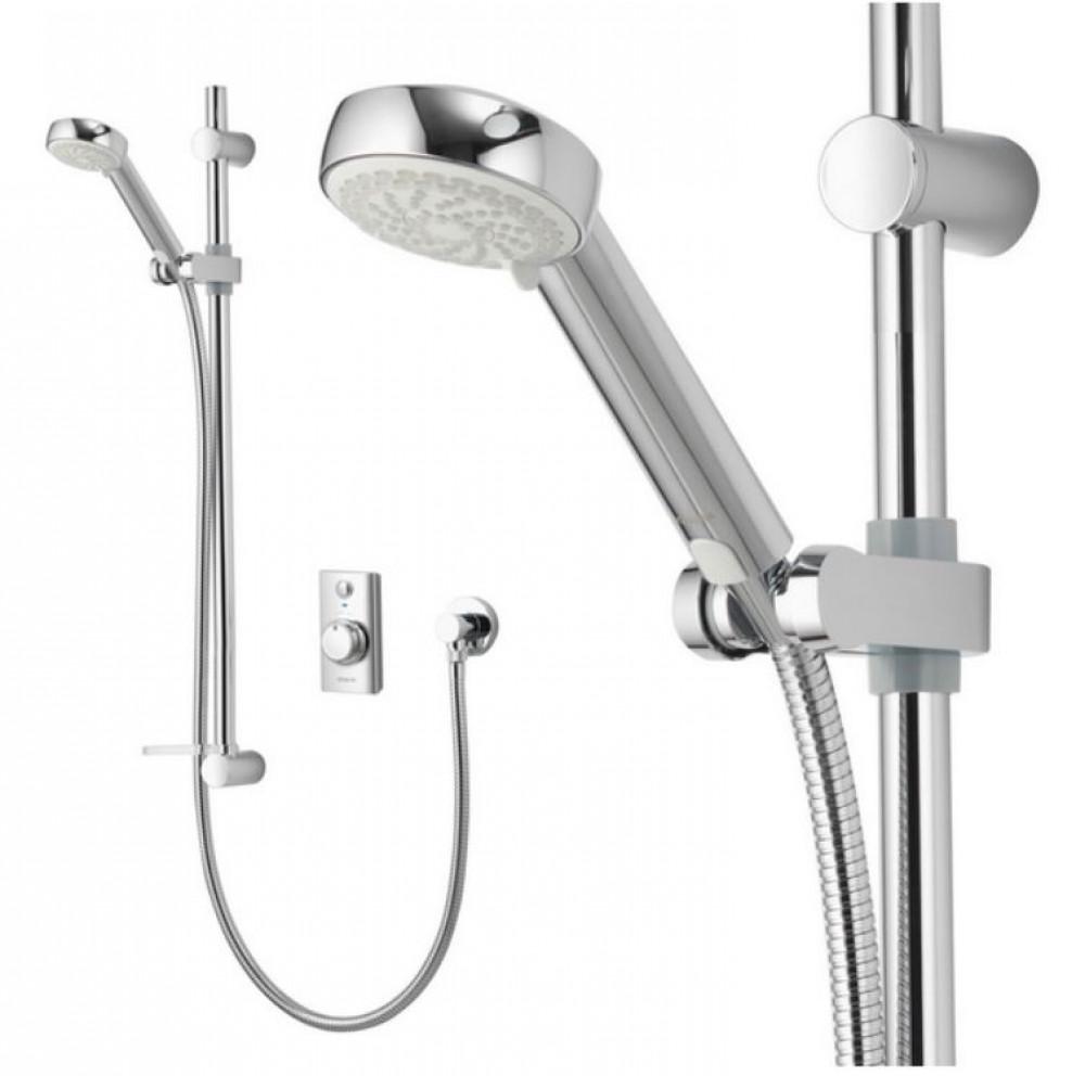 Aqualisa Visage Digital Concealed Shower with Adjustable Head - Gravity Pumped VSD.A2.BV.14