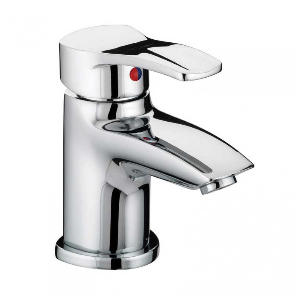Bristan Capri Basin Mixer with Eco Click & Pop Up Waste