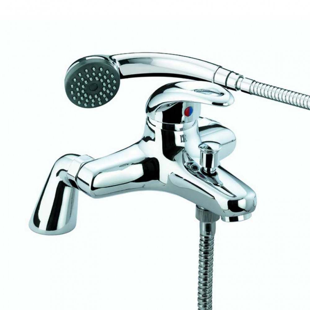 Bristan Java Pillar Bath Shower Mixer