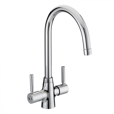 Bristan Monza Monobloc Sink Mixer in Chrome Easy Fit