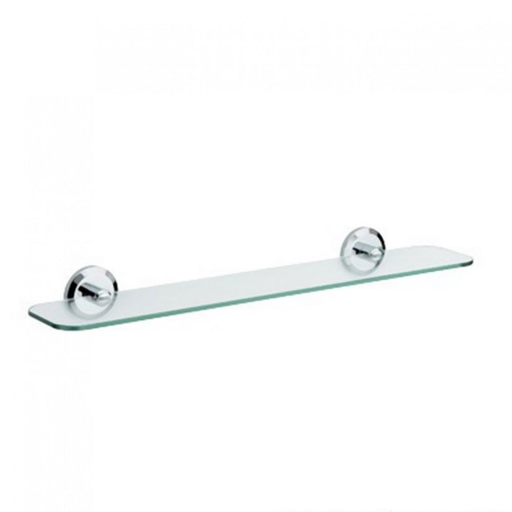 Bristan Solo Glass Shelf Chrome Plated
